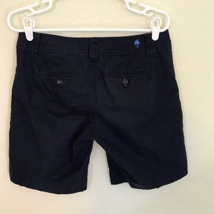 Lilly Pulitzer Shorts - Lilly Pulitzer womens navy blue shorts